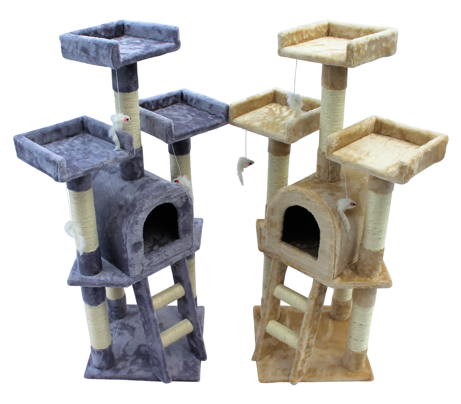 cat trees and best cat scratching post uk